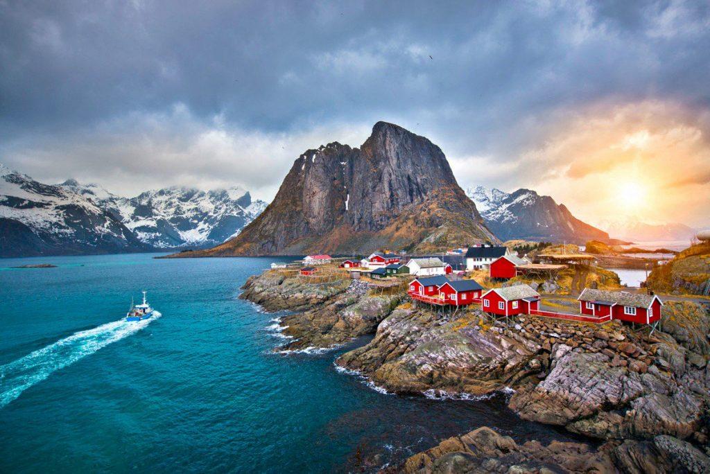 Viaggio alle Isole Lofoten e Senja