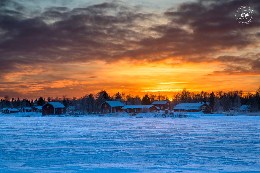 Kukkolaforsen-fiume-mezzogiorno